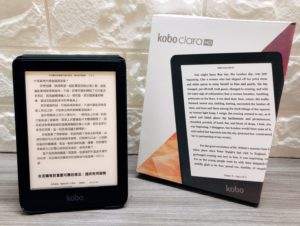 kobo閱讀器比較