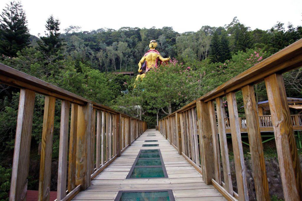 泰雅渡假村小木屋