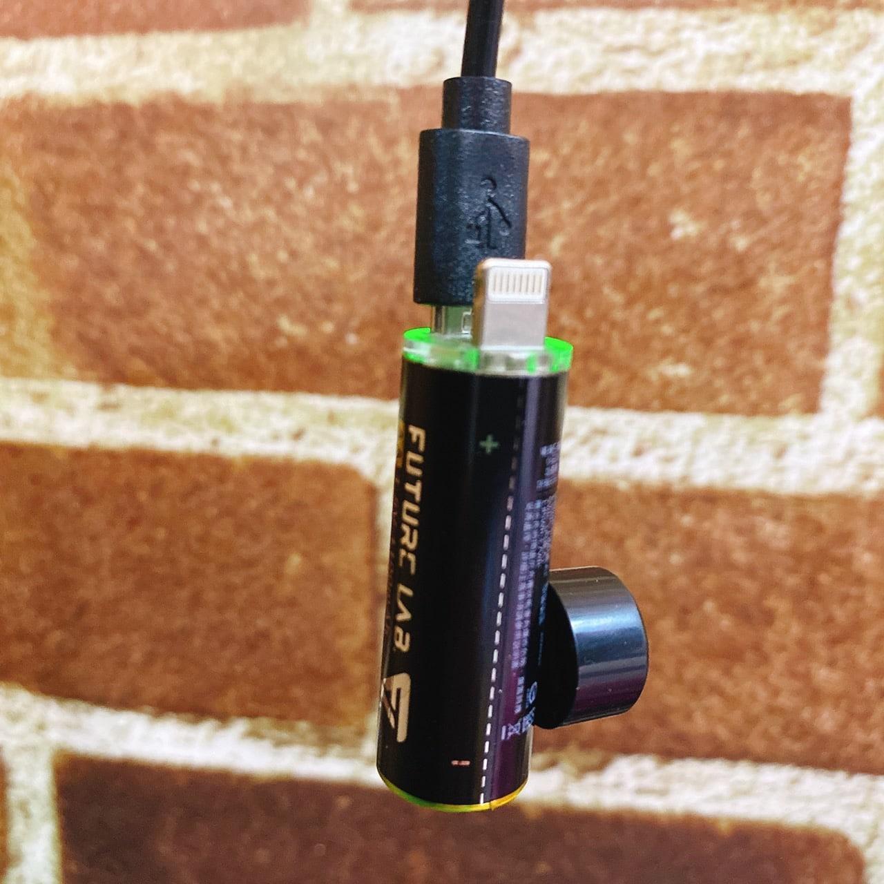 Ra源電池-行動電源是磁吸式帽蓋