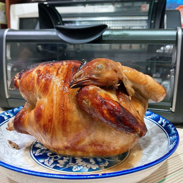 FREEROLL翻轉烤箱 料理:烤雞