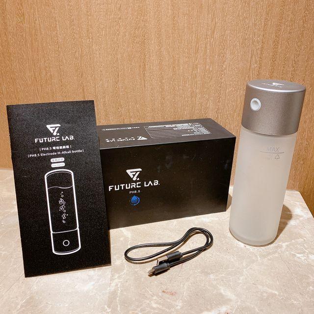 未來實驗室 PH8.5 電極氫鹼瓶