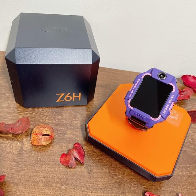 小天才兒童視訊電話手錶 Z6H 推薦